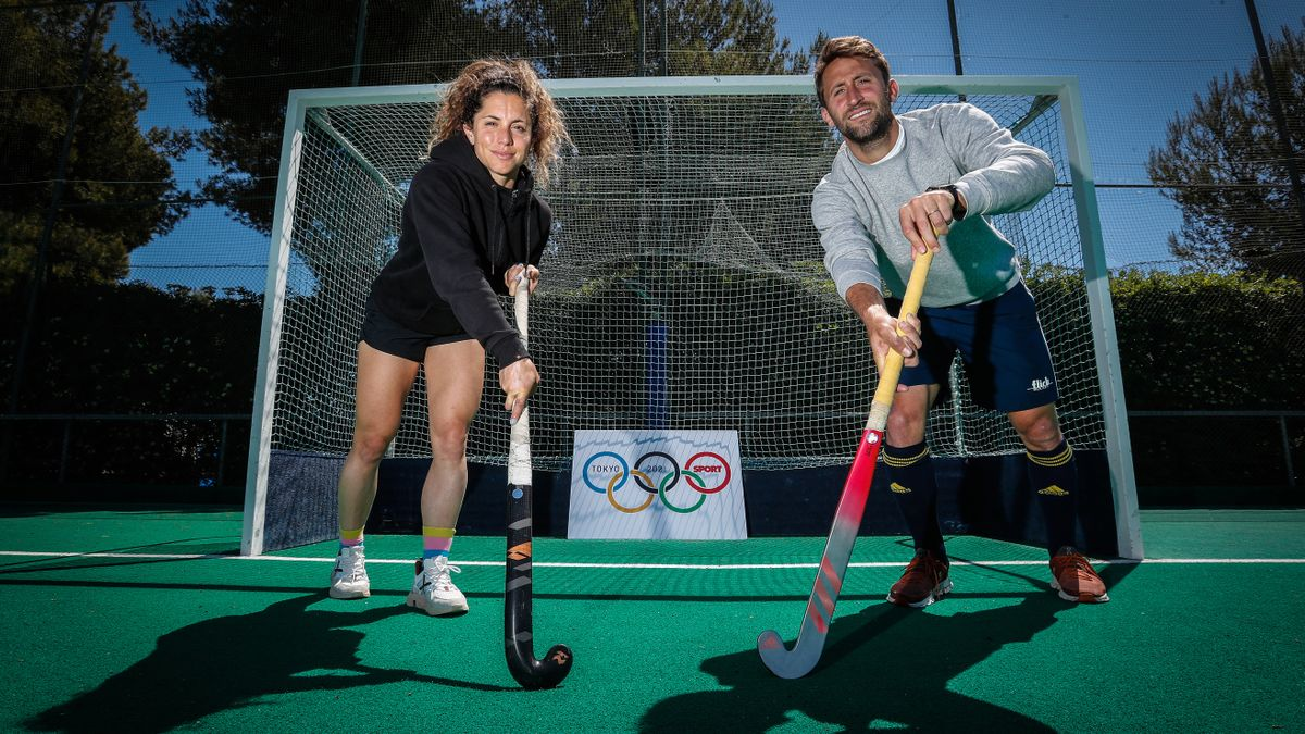 """Georgina y Roc Oliva: """"Queremos la medalla"""""""