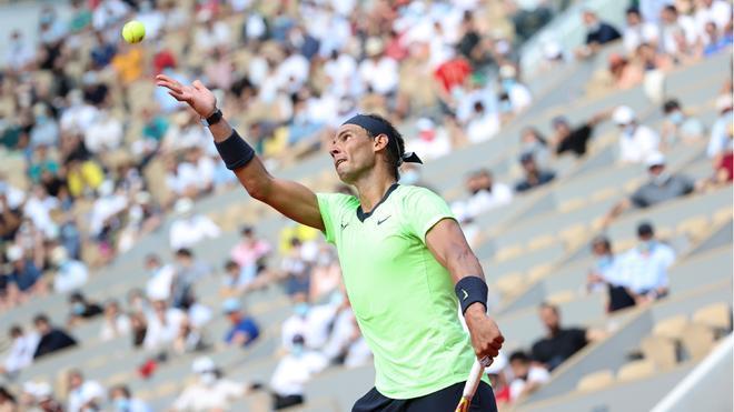 Rafa Nadal se enfrenta a Novak Djokovic en la semifinal de Roland Garros 2021