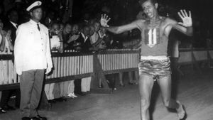 Héroes Olímpicos: Abebe Bikila