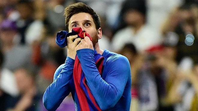Messi confirma que se queda en el Barça