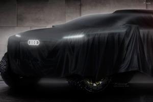 Audi mira al Dakar de 2022