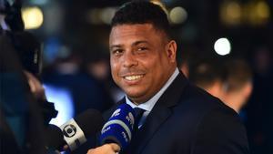 Ronaldo Nazario, en la presidencia del Real Valladolid desde el 2018