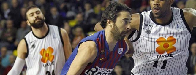 Navarro, la gran arma del Barça es seria duda