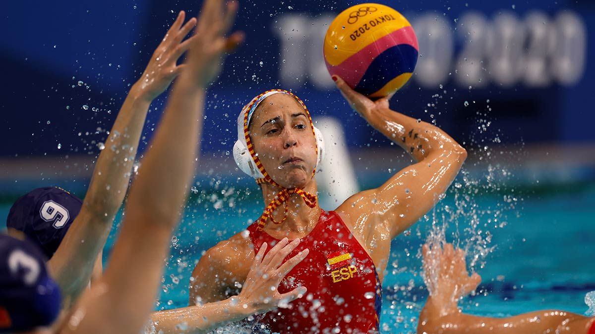 España - Hungría de waterpolo femenino, en directo