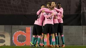 El Barça espera rival en cuartos