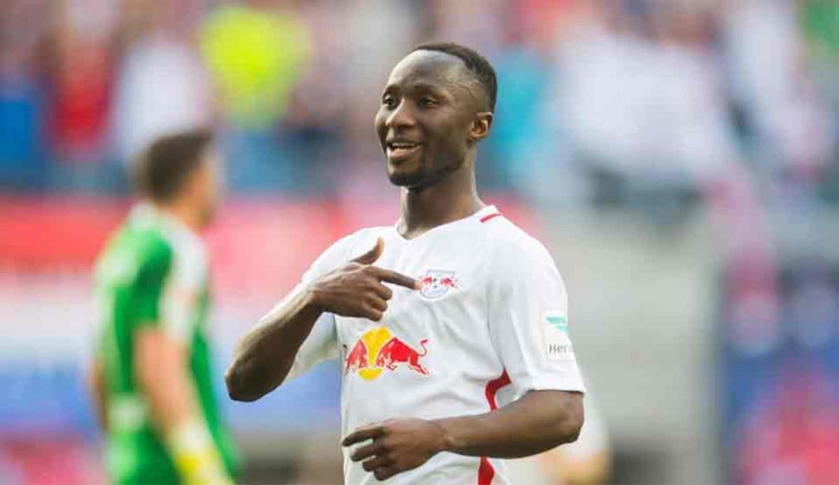 Naby Keita triunfa en la Bundesliga