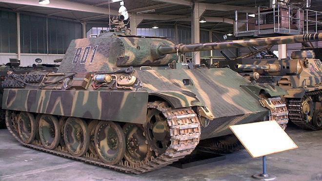 Las autoridades alemanas no saben que hacer con este raro tanque nazi