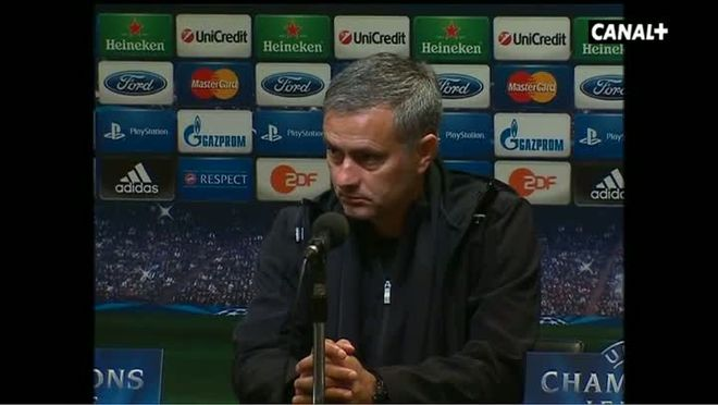 Mourinho: No me gusta hablar de jugadores lesionados
