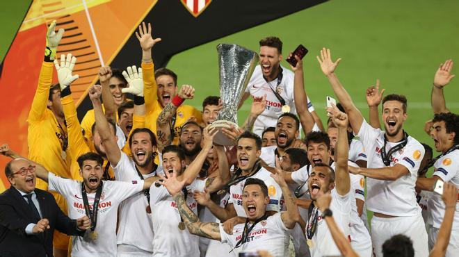 ¡Seis veces campeón de la Europa League! El resumen de la remontada y victoria del Sevilla ante el Inter