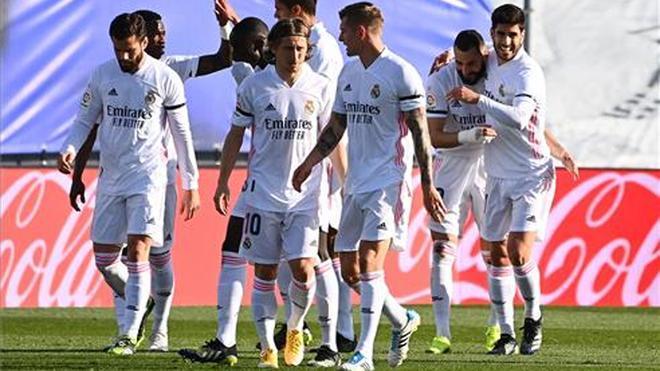 El Real Madrid  superó con claridad al Valencia