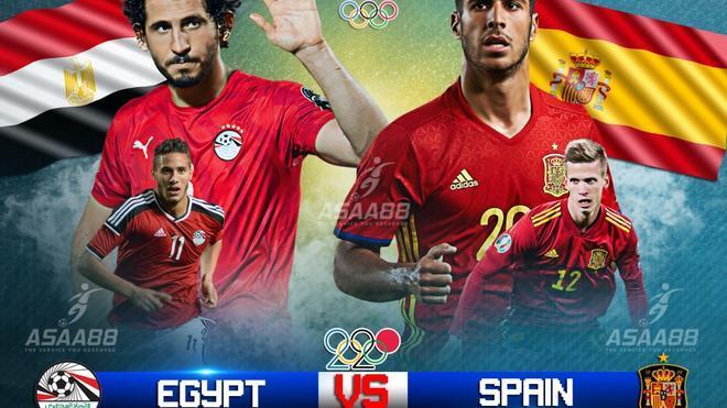España debutará ante Egipto el próximo viernes