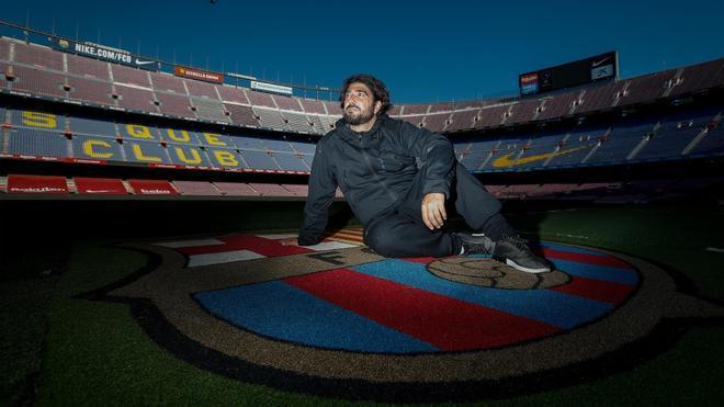 Antonio Orozco repasa la actualidad del Barça: Messi, el recuerdo de Guardiola, su trato con la plantilla...