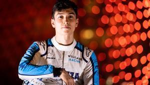 Jack Aitken, piloto reserva en Williams