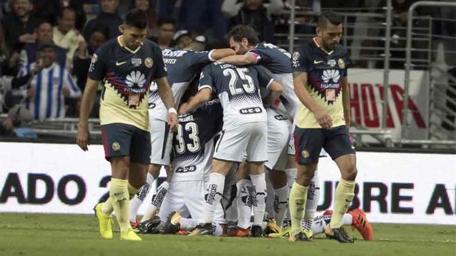 Monterrey obtuvo un importante triunfo