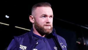 Imagen de archivo de Wayne Rooney el pasado mes de enero de 2020