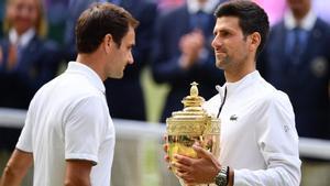 Djokovic fue el mejor de los dos en la final