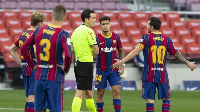 ¡El VAR roba el clásico al Barça! (ES)