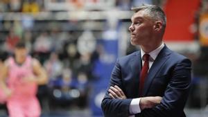 Saras pide más a sus jugadores para noquear al Zenit
