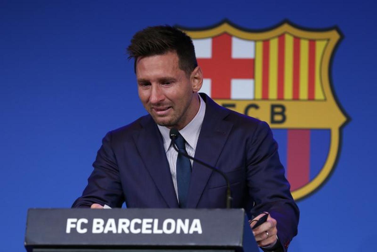 Leo Messi: Lo teníamos todo acordado y no se pudo hacer