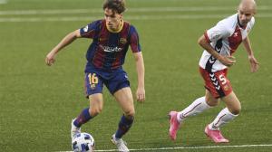 El Barça B vuelve a perder: el resumen de la derrota ante lHospitalet