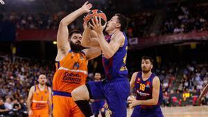 Barça y Valencia en busca de un puesto en semifinales