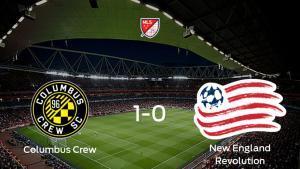 El Columbus Crew supera al New England Revolution por 1-0 y consigue una plaza en la Gran Final