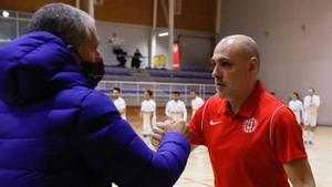 Andreu Plaza y Javi Rodríguez, cara a cara