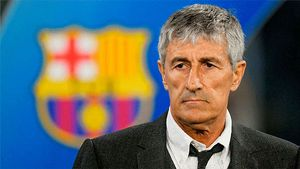 Setién renovará con el Barça: los motivos