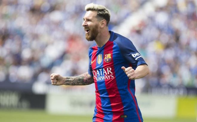 La renovación de Messi requiere un plan especial