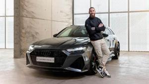 Los jugadores del Real Madrid han recibido sus nuevos coches Audi