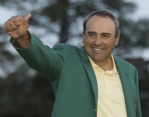 Cabrera logró el Masters en 2009
