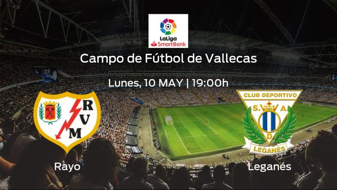 Previa del partido: Rayo Vallecano - Leganés