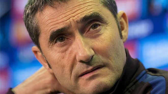 Valverde habló de la lesión de Ter Stegen