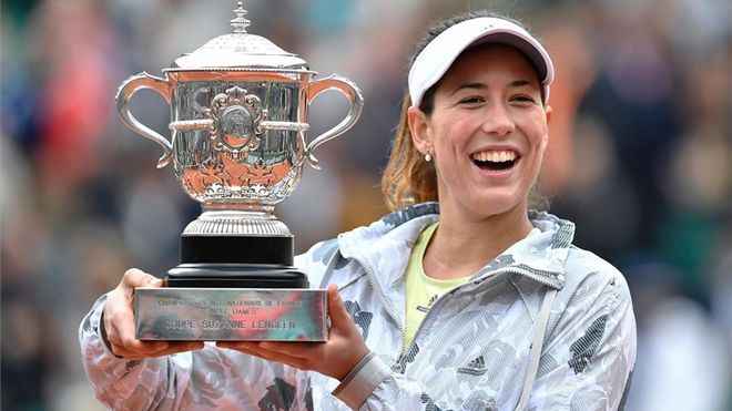 Garbiñe Mugurruza ganó Roland Garros 2016
