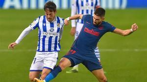 Silva causará baja ante el Barça