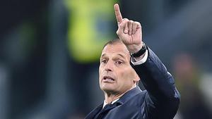El italiano Allegri, primera opción del Real Madrid para relevar a Zidane