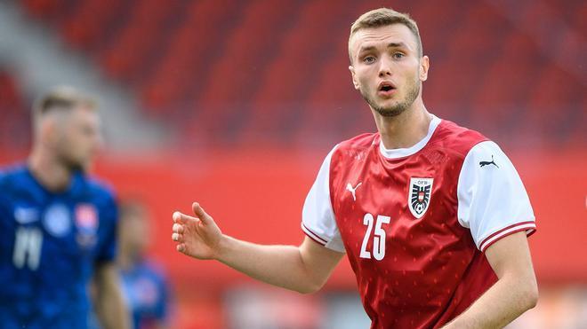 El austríaco Kalajdzic estará en el escaparate en la Eurocopa