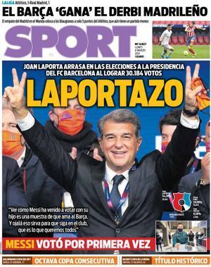 Laportazo