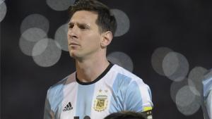 Messi es el capitán de la selección argentina