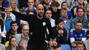 Guardiola, orgulloso por convertirse en el entrenador con más victorias del Manchester City