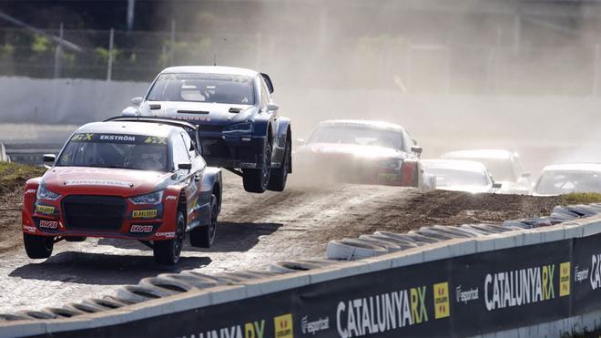 El Mundial de Rallycross arranca en Barcelona