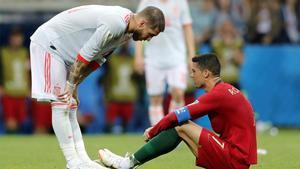 Sergio Ramos y Cristiano Ronaldo podrían reencontrarse en Turín