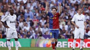 Se cumplen once años del histórico 2-6 en El Bernabéu