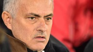 Jose Mourinho sigue teniendo el fuego interior de entrenador