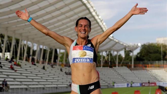 Esther Guerrero ha hecho historia en estos Campeonatos de España