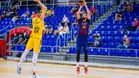 Nikola Mirotic aportó puntos y energía al equipo