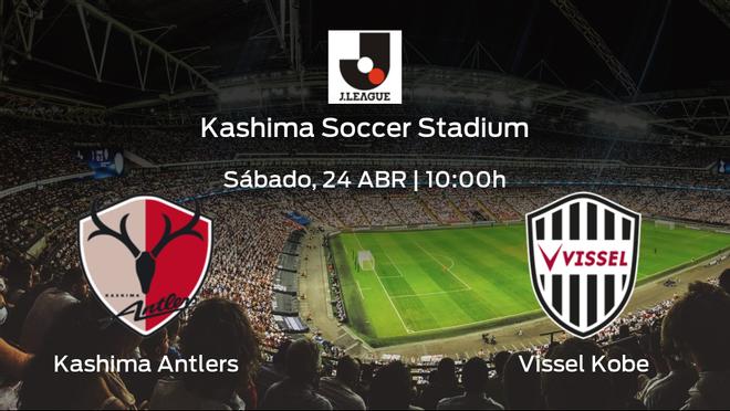 Previa del partido: el Kashima Antlers recibe al Vissel Kobe