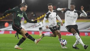 El Fulham hace sudar al Tottenham