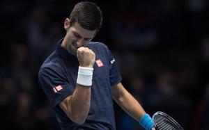 Novak Djokovic defenderá su corona de maestro... e intentará recuperar el número uno