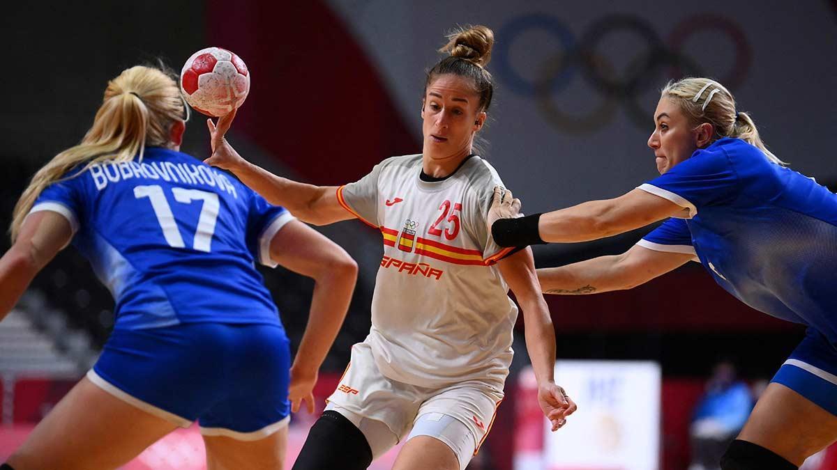 España - Rusia de balonmano, en directo